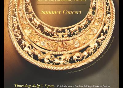 2016 Summer Concert