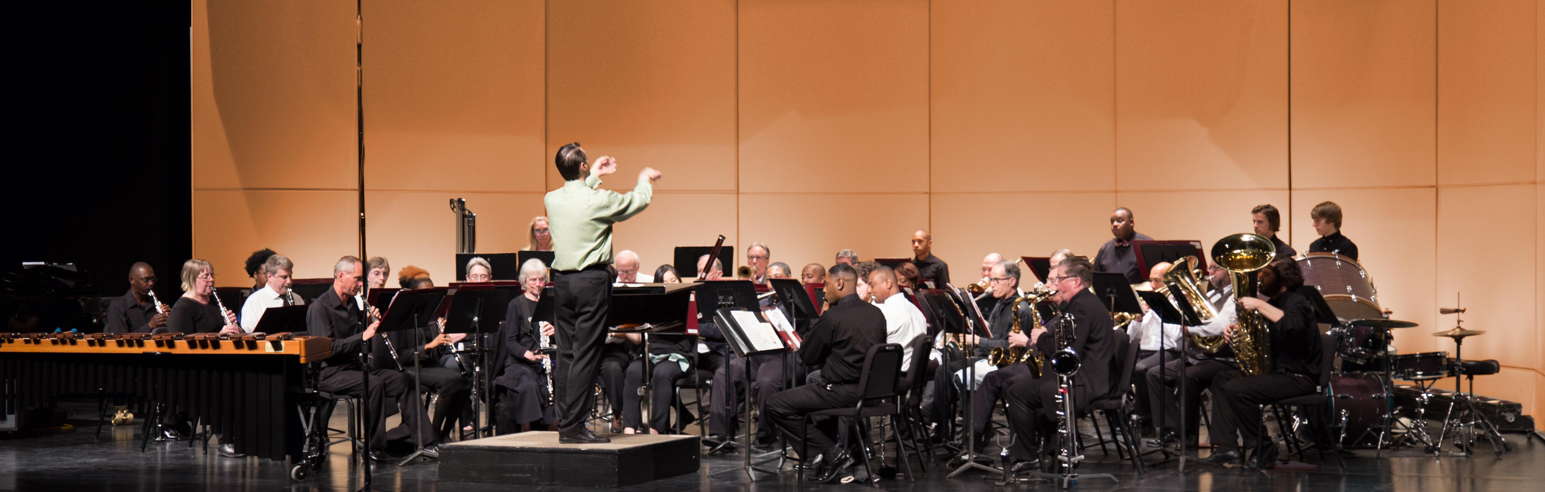 Perimeter College Community Wind Ensemble | Concert Band