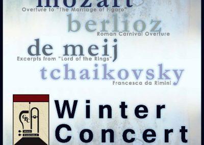 2011 Winter Concert
