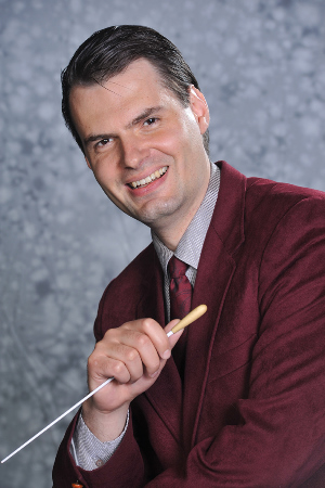 Slava M. Prudchenko Director of Perimeter College Wind Ensemble