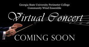 Virtual Concert Coming Soon